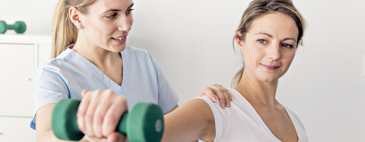 Physical Therapy: A Natural and Easy Solution for Shoulder Pain